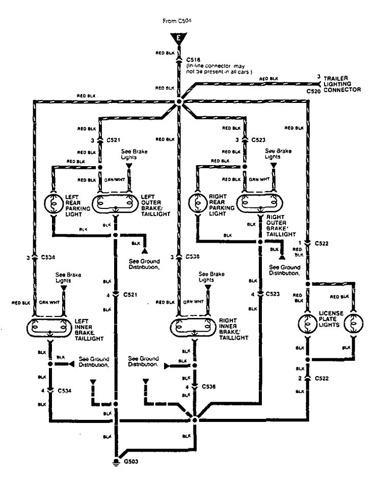 1995 acura integra wiring diagram lighting