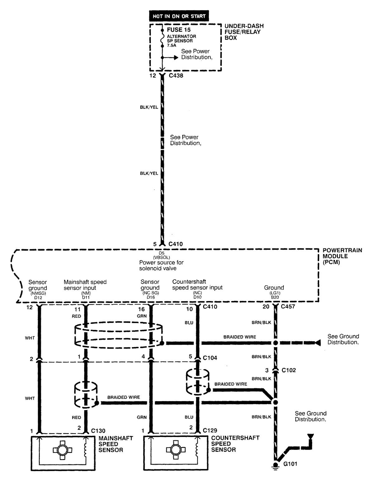 2000 acura integra wiring diagram