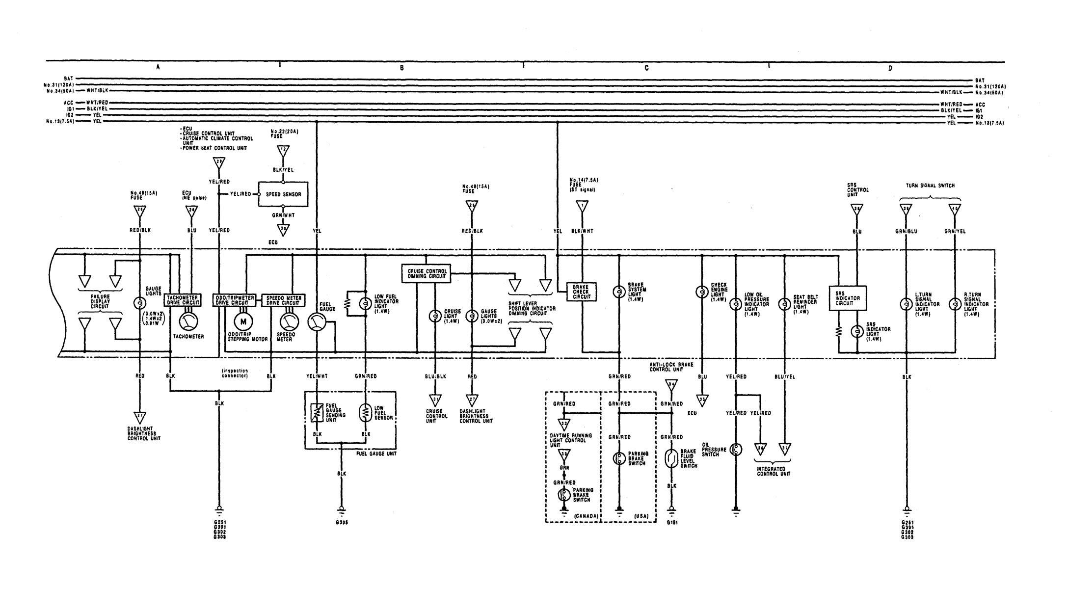 1988 mr2 wiring harness