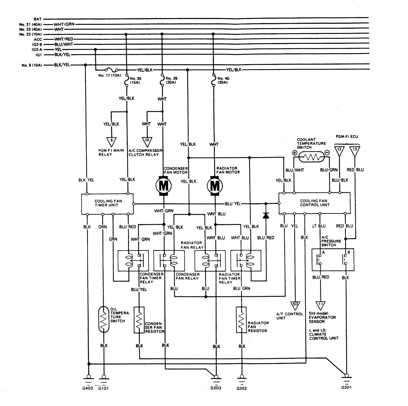 2001 honda insight wiring diagram