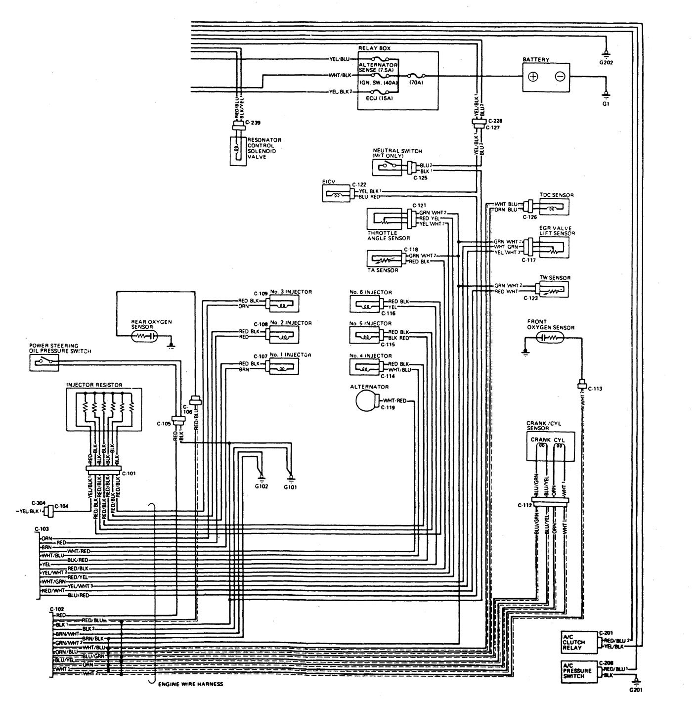 1989 ford festiva radio wiring diagram