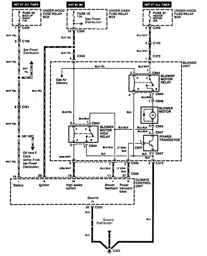 hard start kit relay wiring diagram