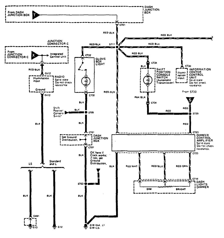 integra fuse box wiring diagrams for 89