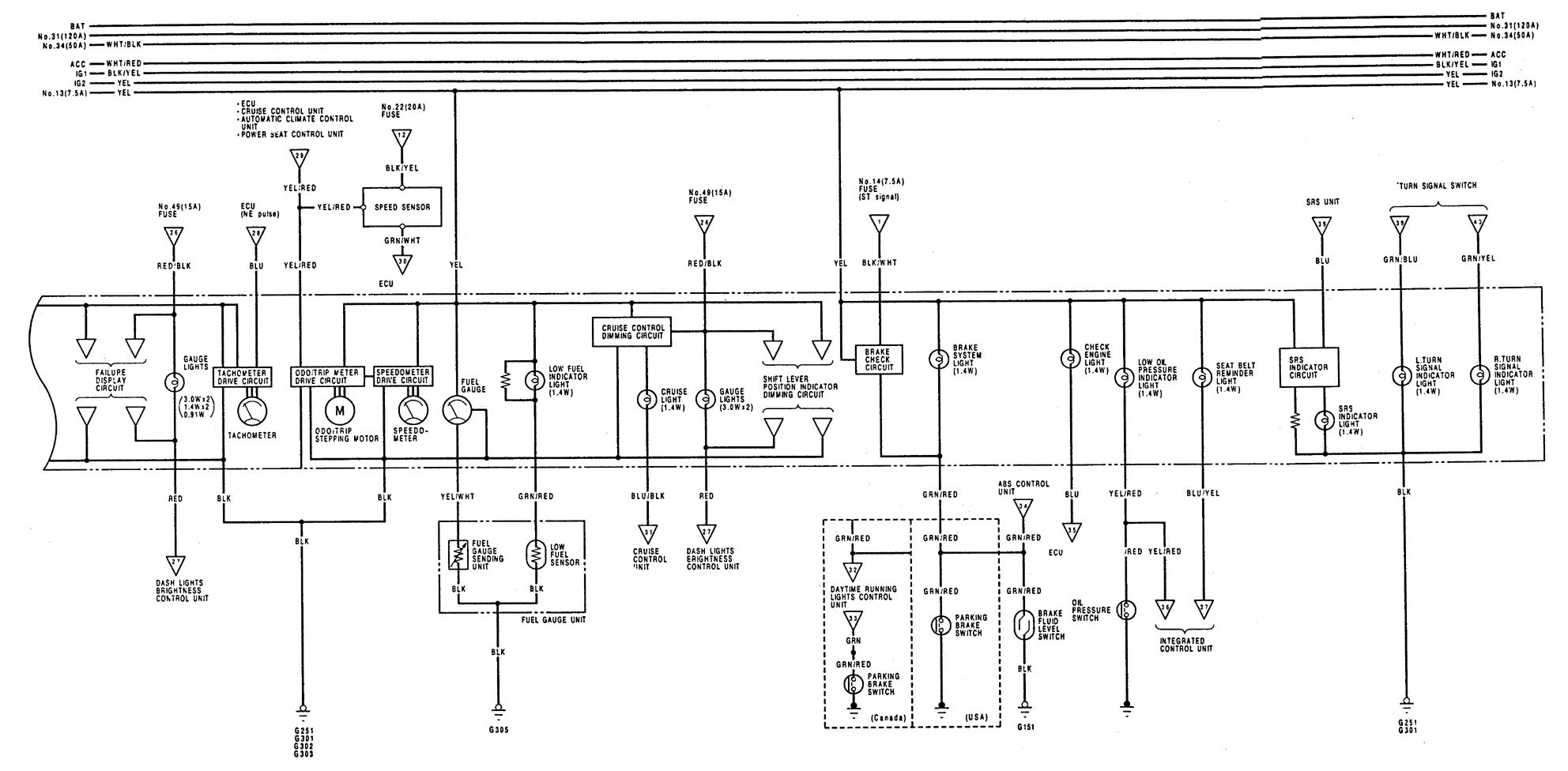 wiring diagram for 1987 bmw 325i