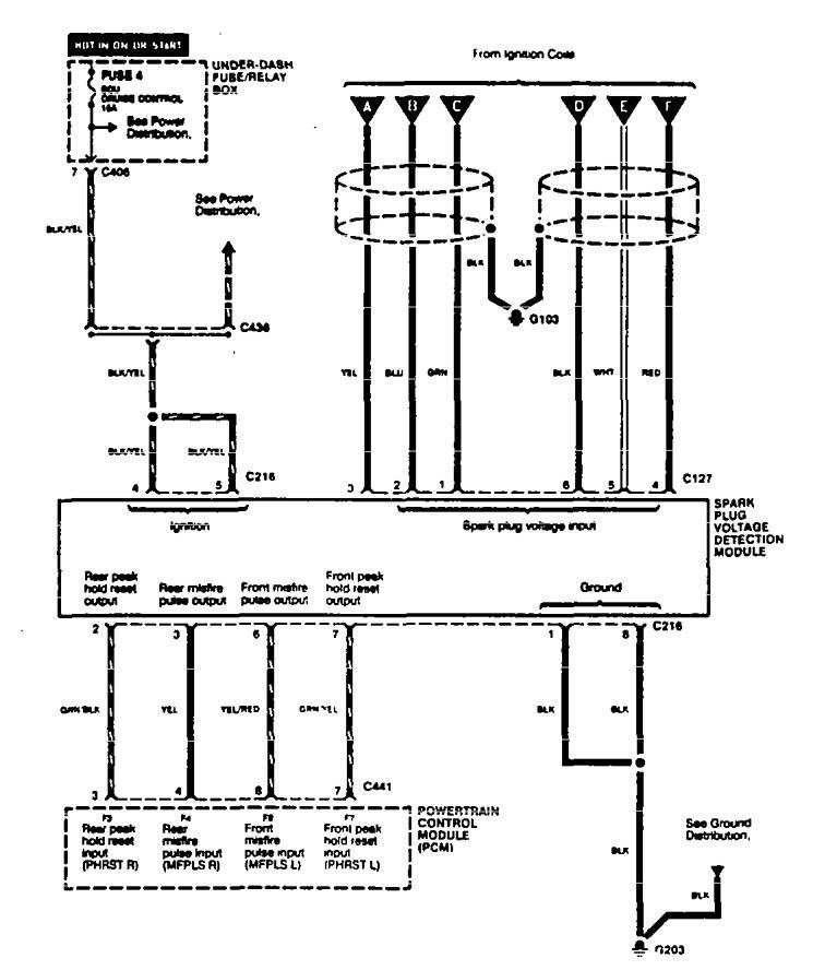 wiring diagram 1997 acura tl