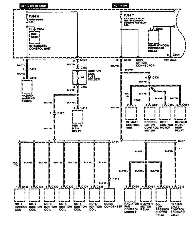 96 acura tl engine diagram