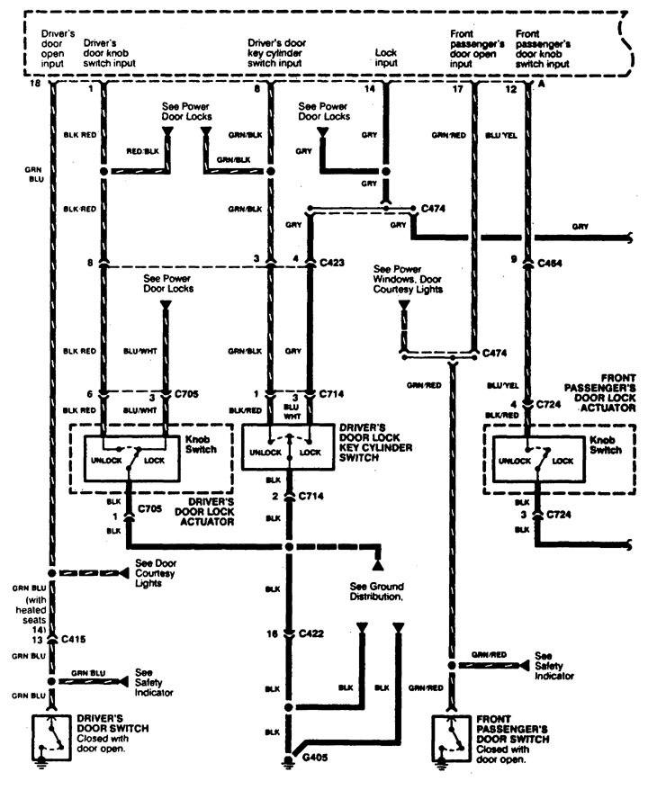 wiring diagram 2007 acura tl