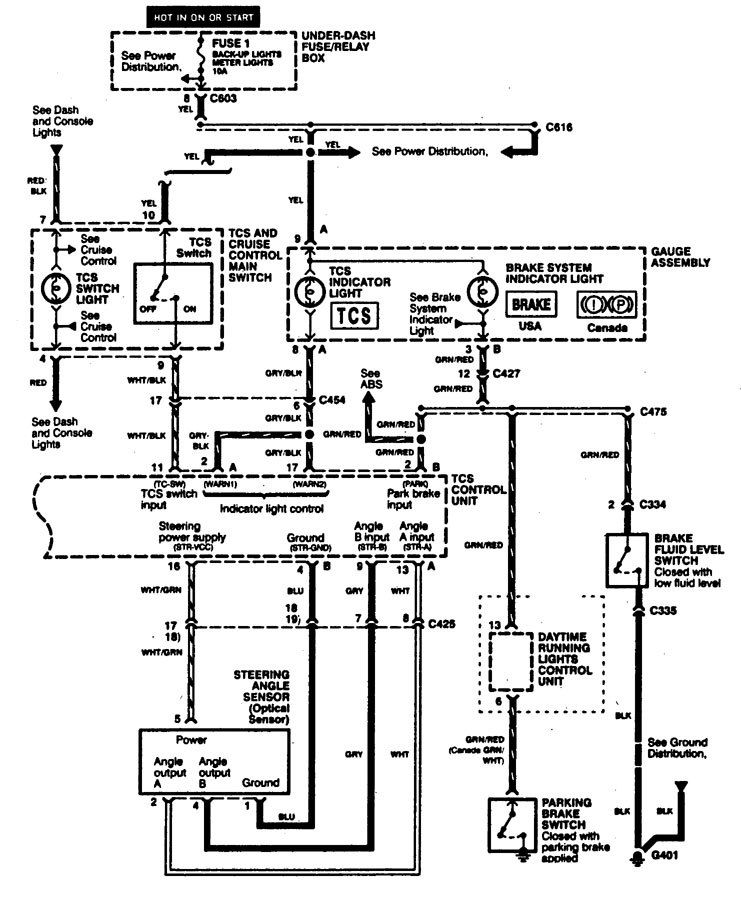1997 Acura Tl - Best Place to Find Wiring and Datasheet Resources