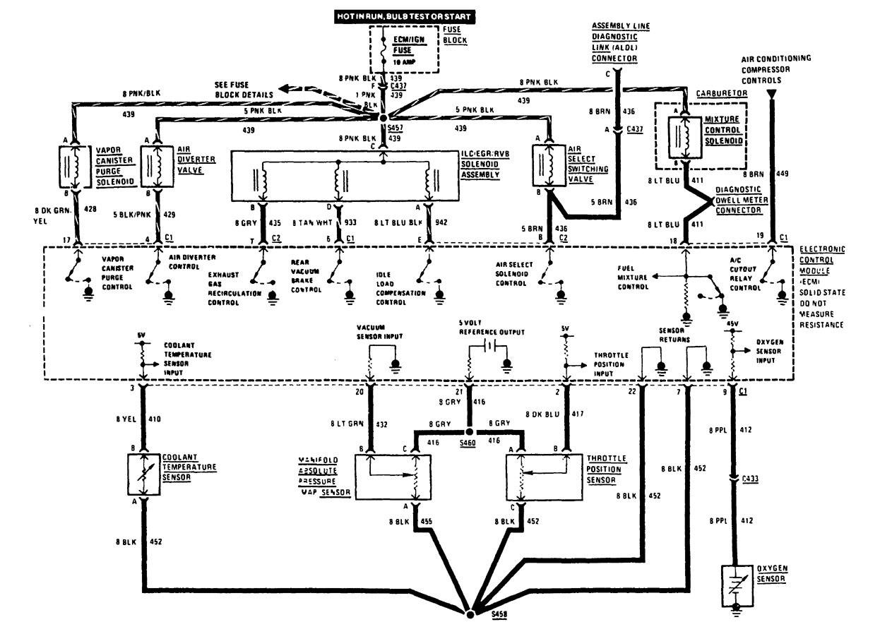 1990 buick century wiring diagram