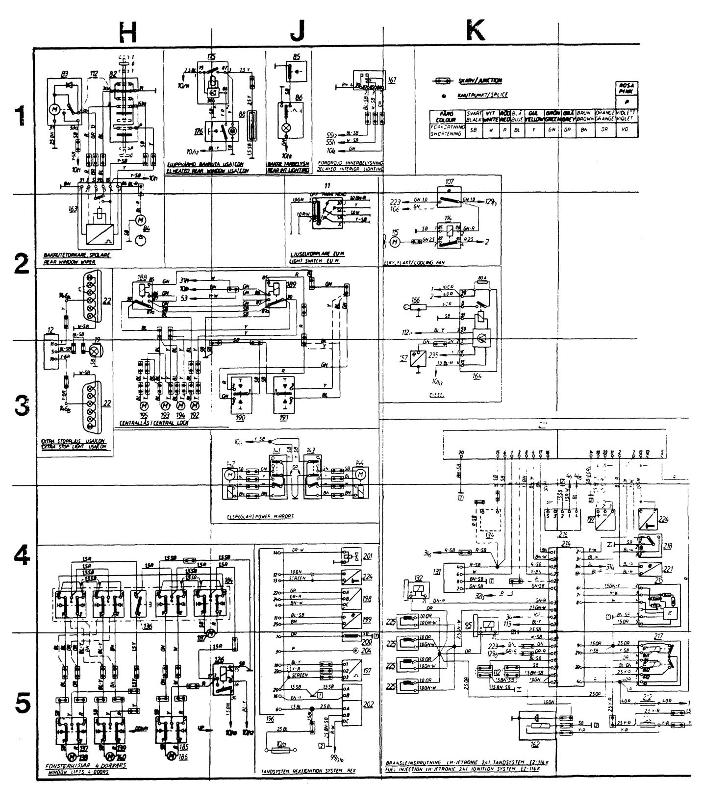 2003 isuzu axiom fuse diagram
