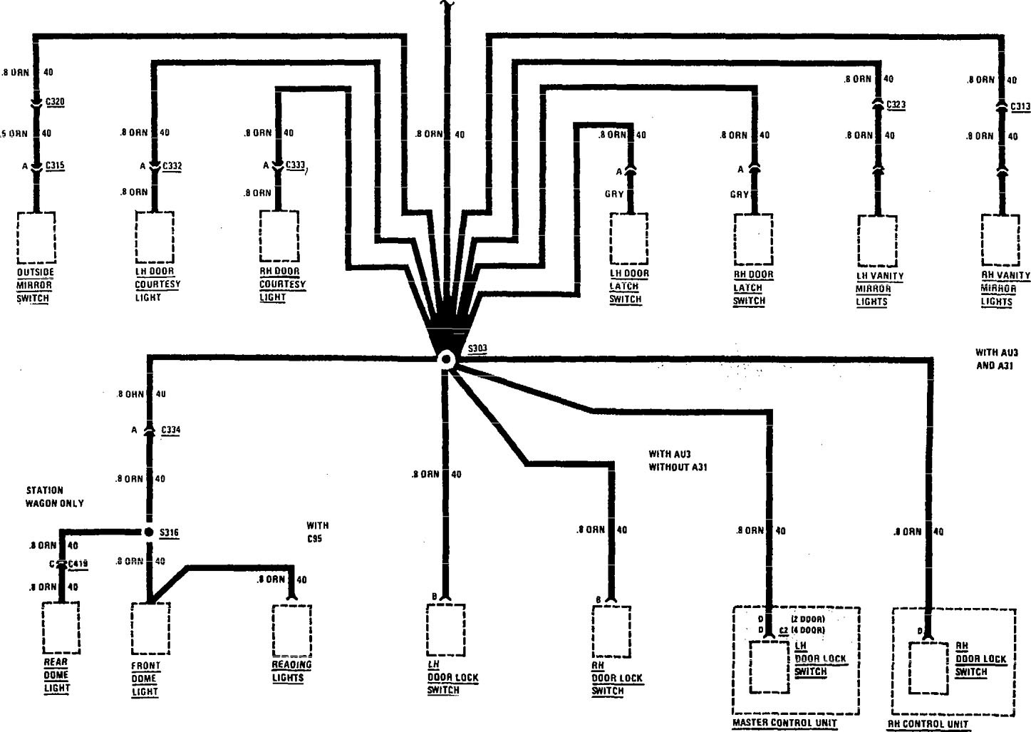 1991 buick century fuse box diagram
