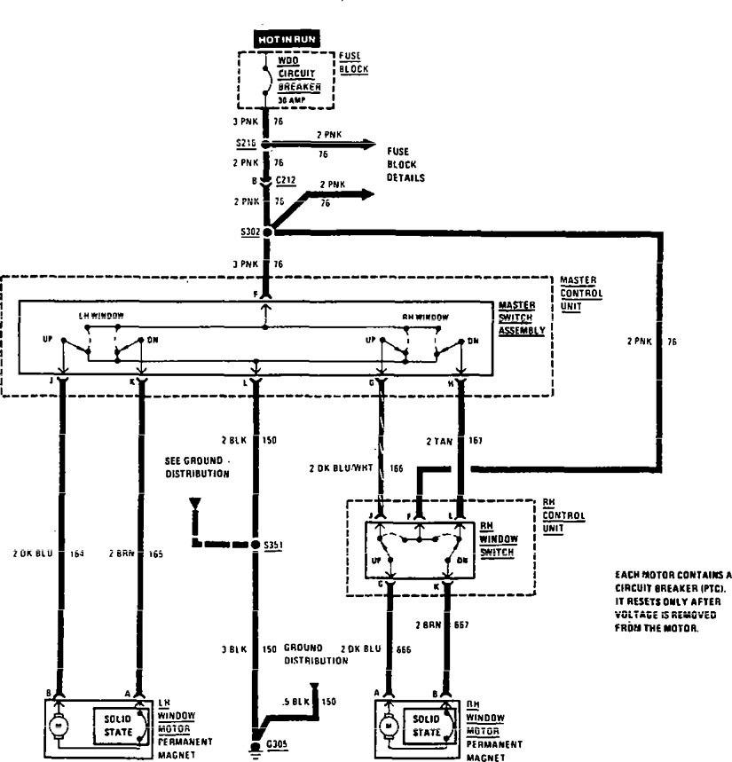Diagram For 1996 Buick Century Power Window Wiring Schematic Diagram