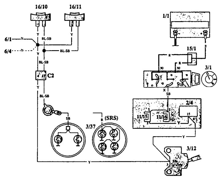 volvo c70 wiring diagrams
