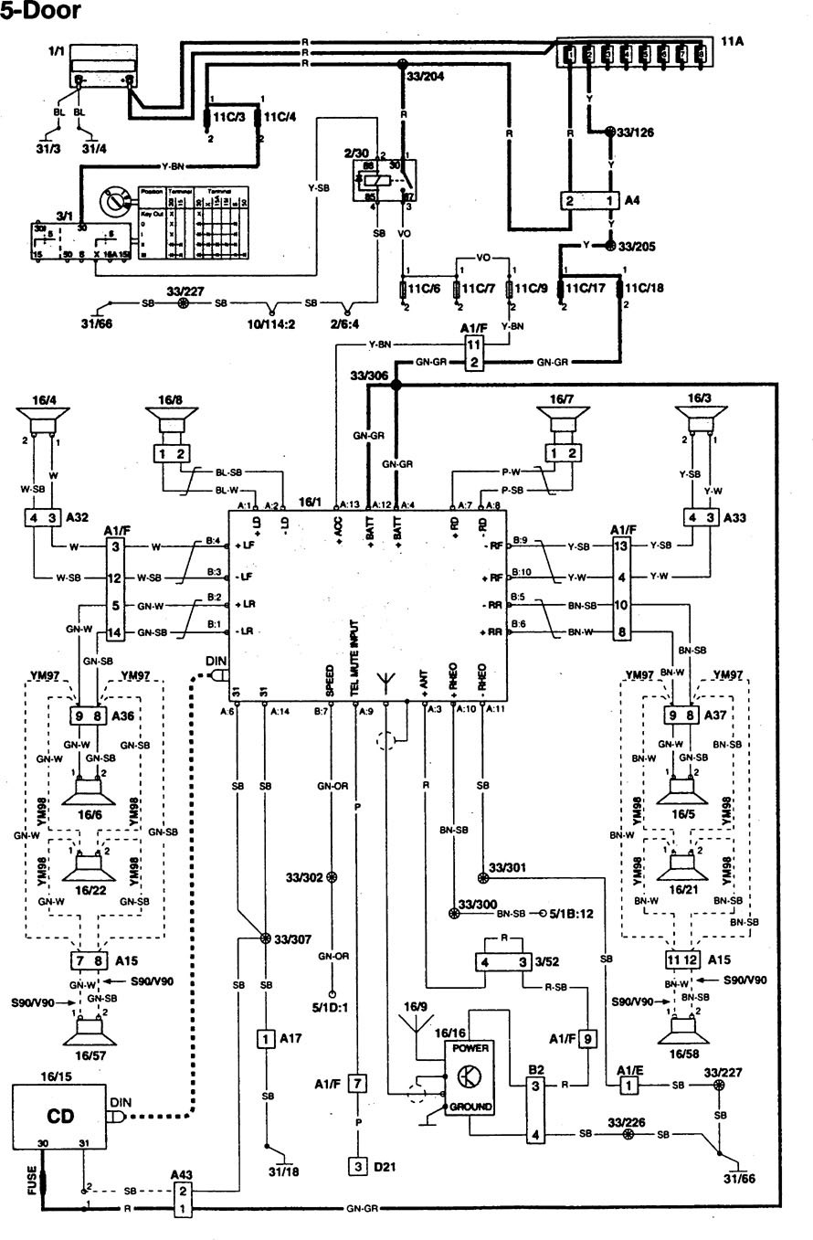 2013 honda accord audio wiring diagram