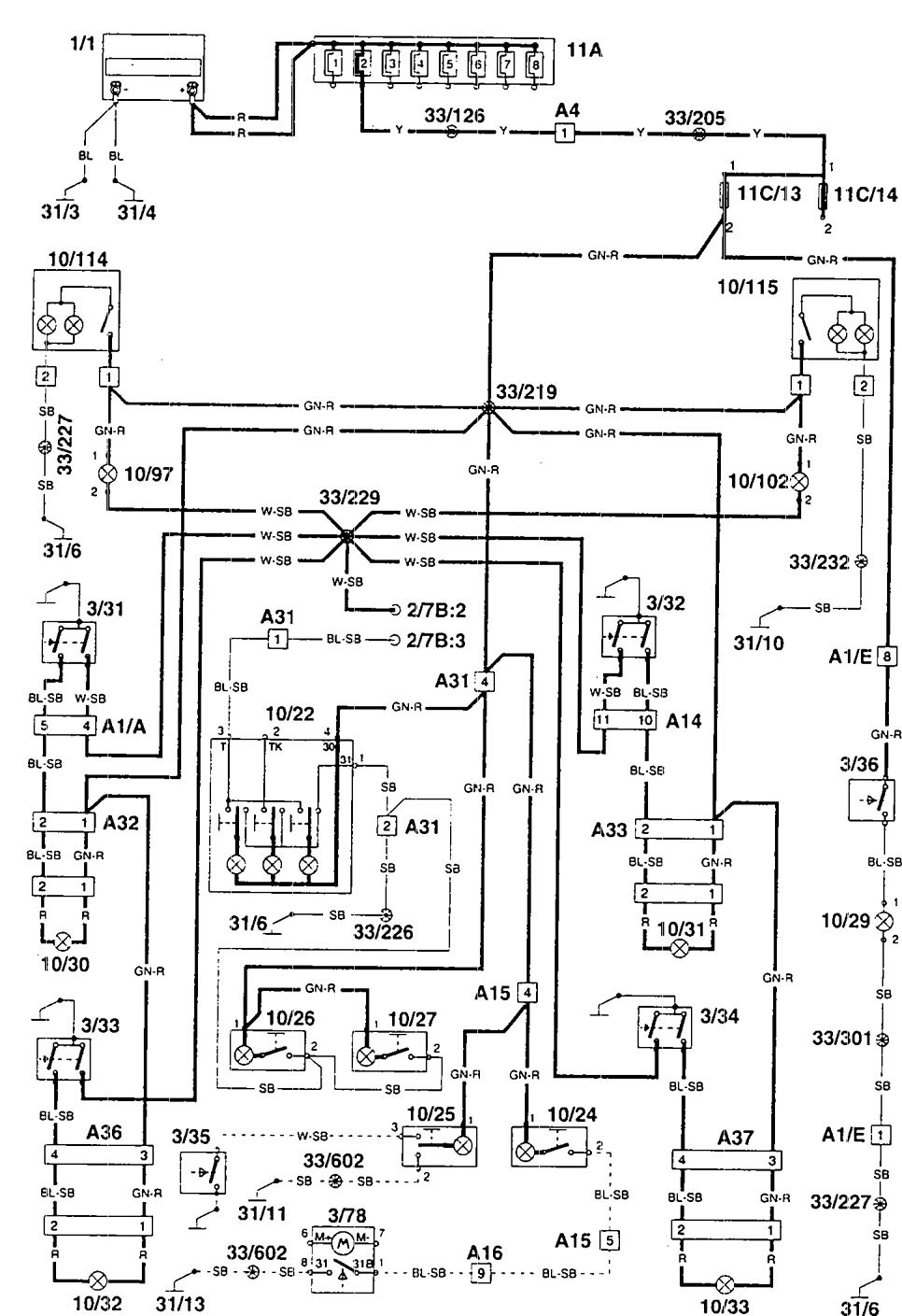 wiring diagrams power distribution