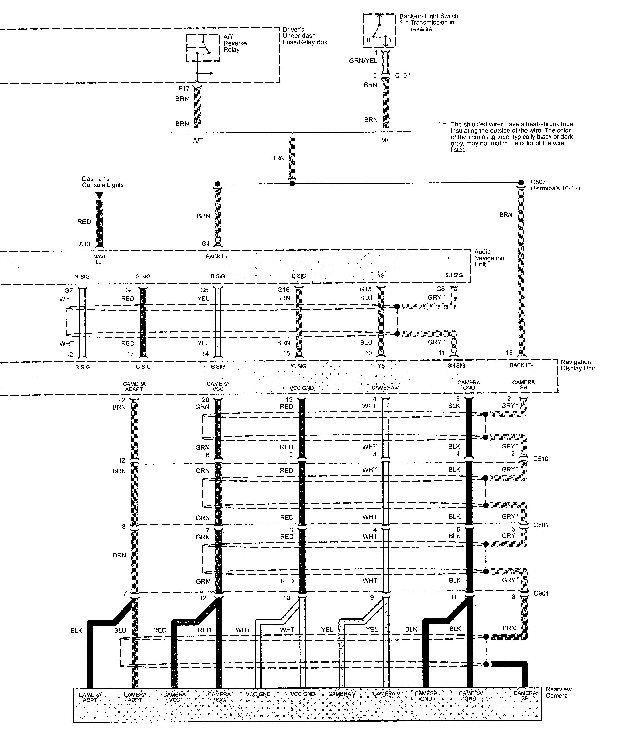 Radio Wiring Schematics For 93 Pontiac Bonneville : 49