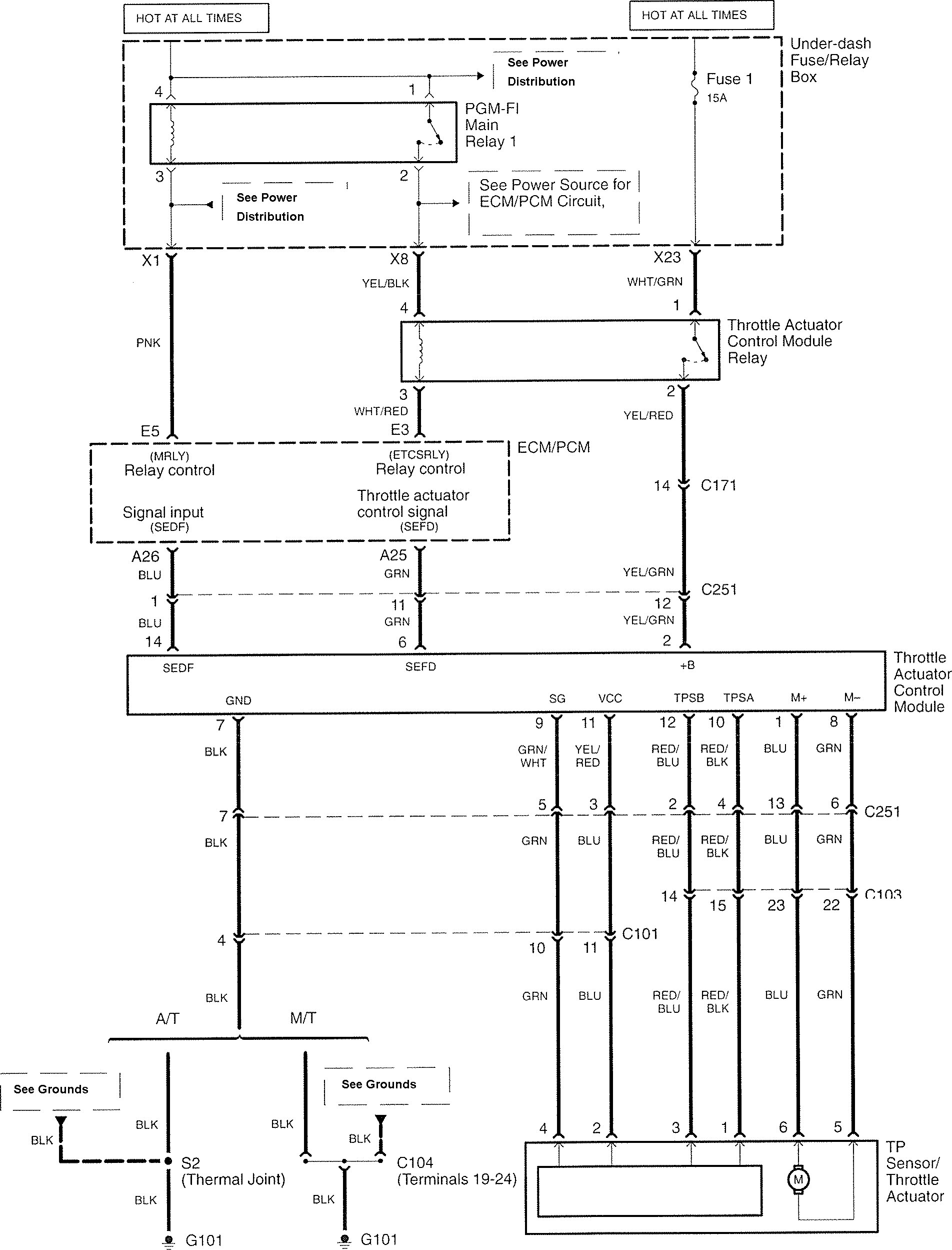 1974 mercruiser wiring diagram