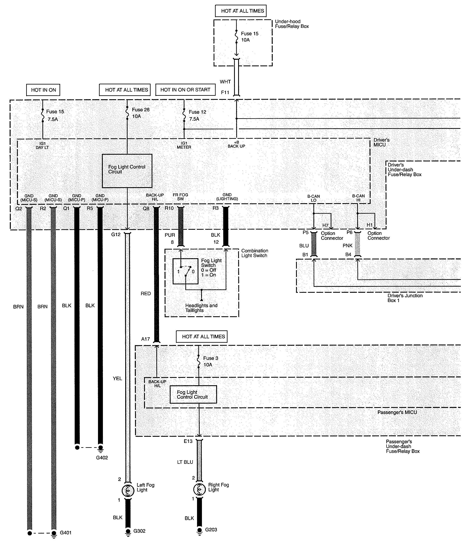 850 volvo fog lamp wiring diagram