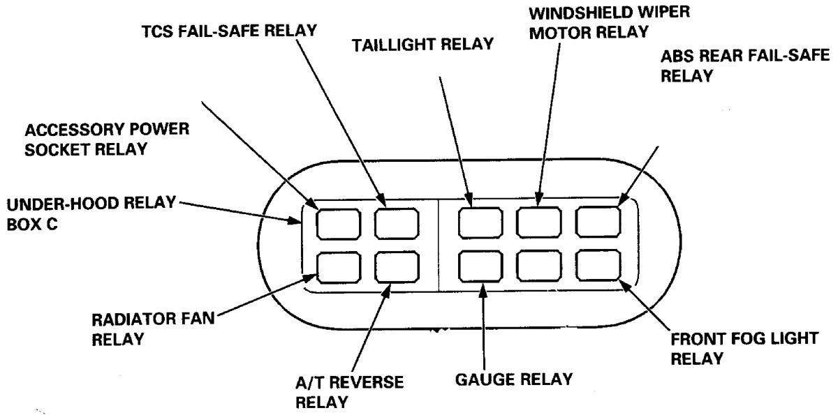 91 Acura Legend Wiring Diagram Wiring Diagram