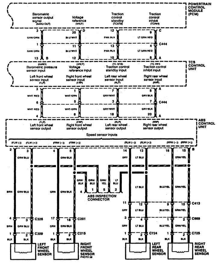 Brakes Wiring Diagrams 1998 Gmc Sierra