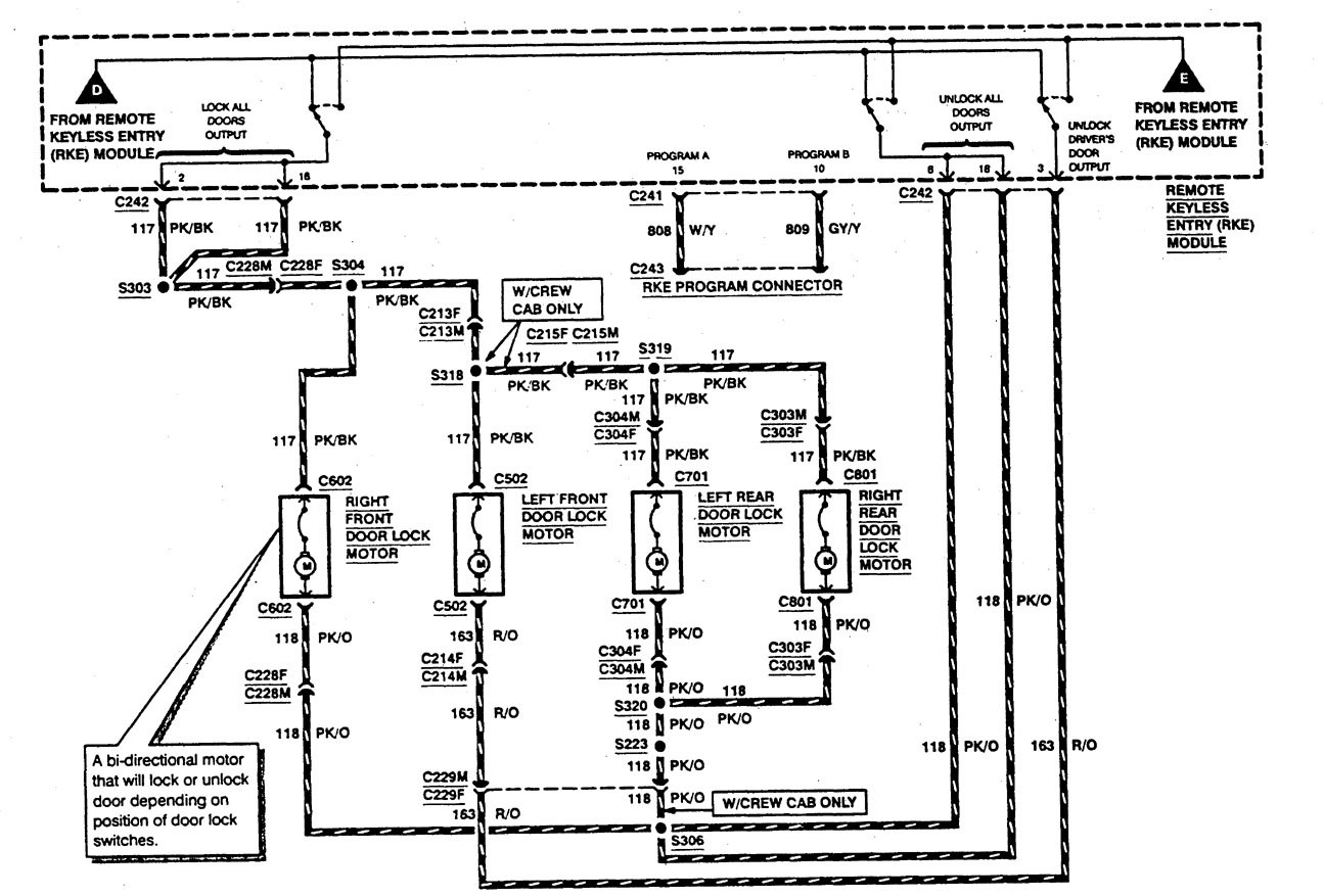 ford f53 wiring diagram for 2000