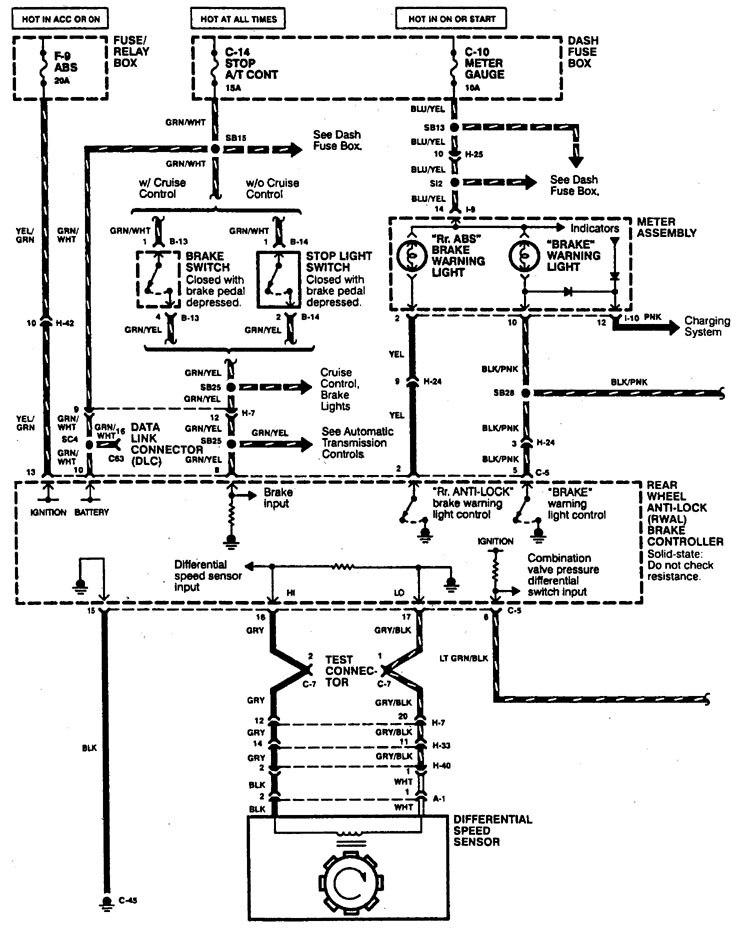 mercedes benz 280sl fuse diagram