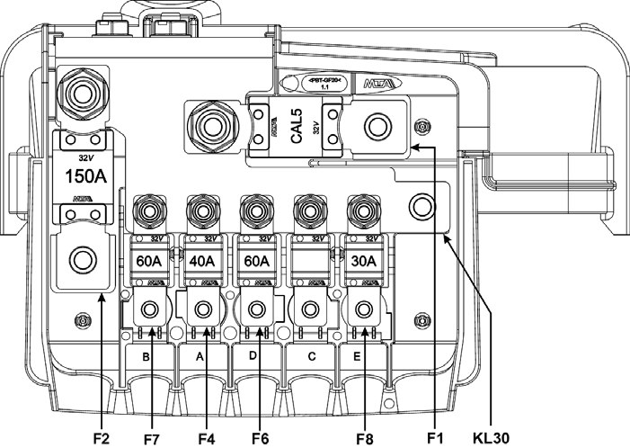 auxiliary fuse box wiring diagram