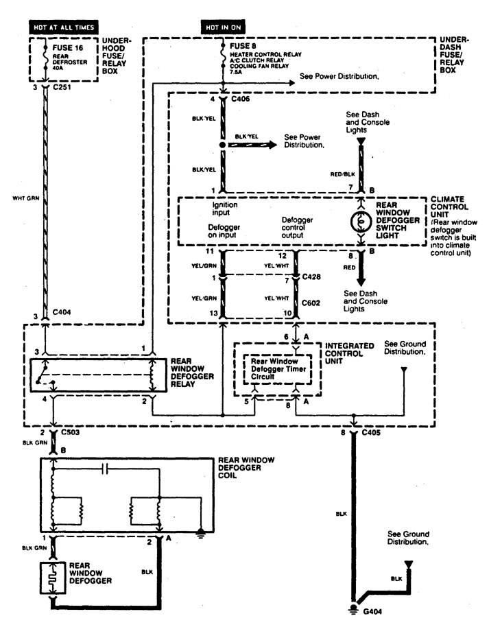 2000 Buick Lesabre Window Wiring Diagram - Wiring Solutions
