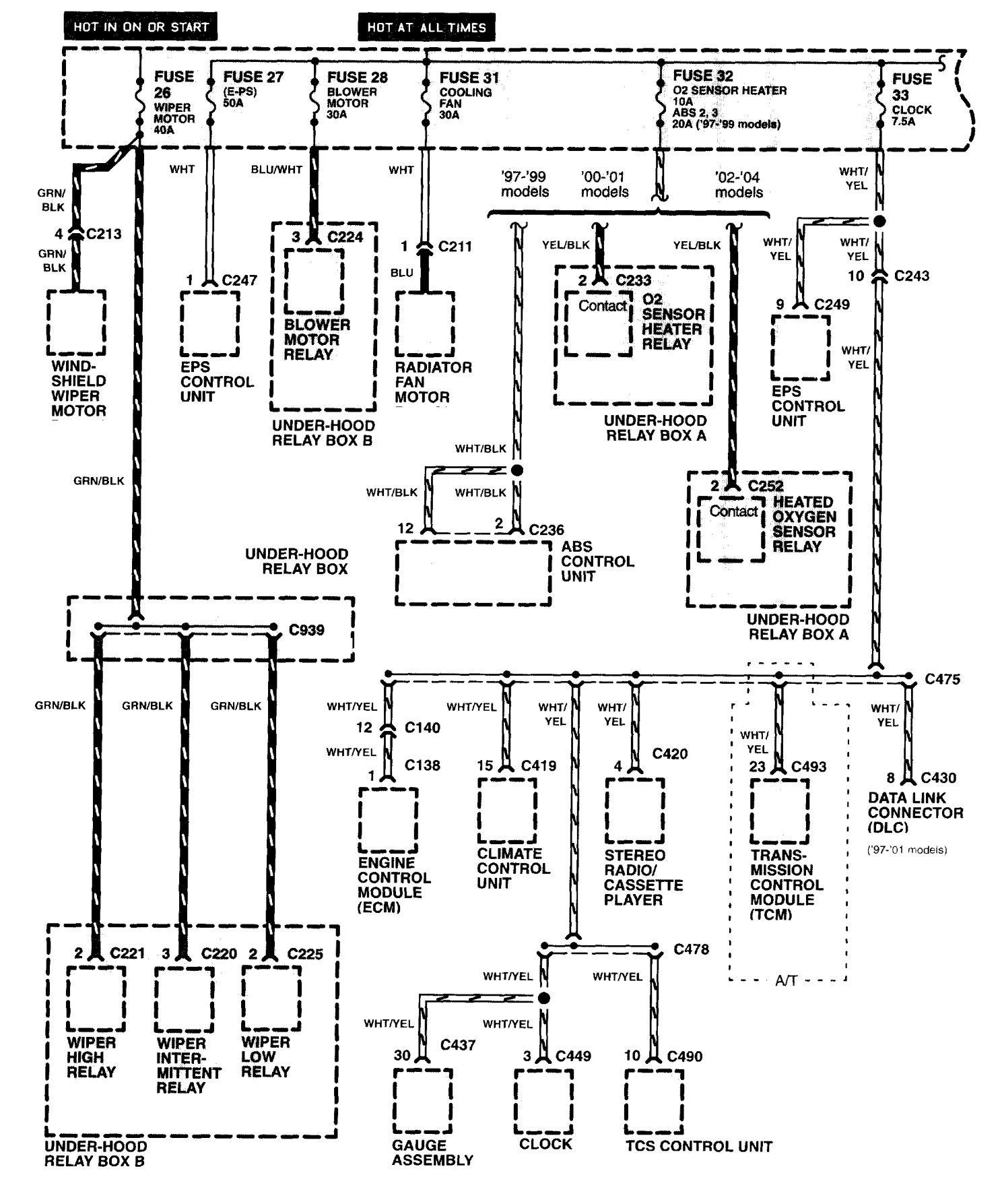 2003 mini cooper alternator wiring diagram