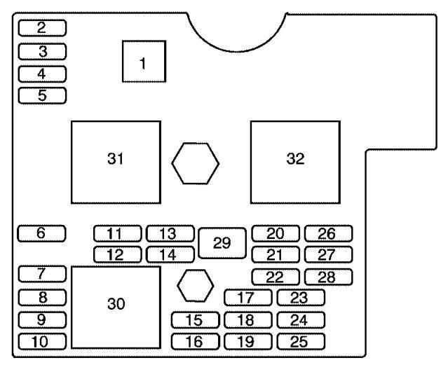 2013 challenger fuse box diagram