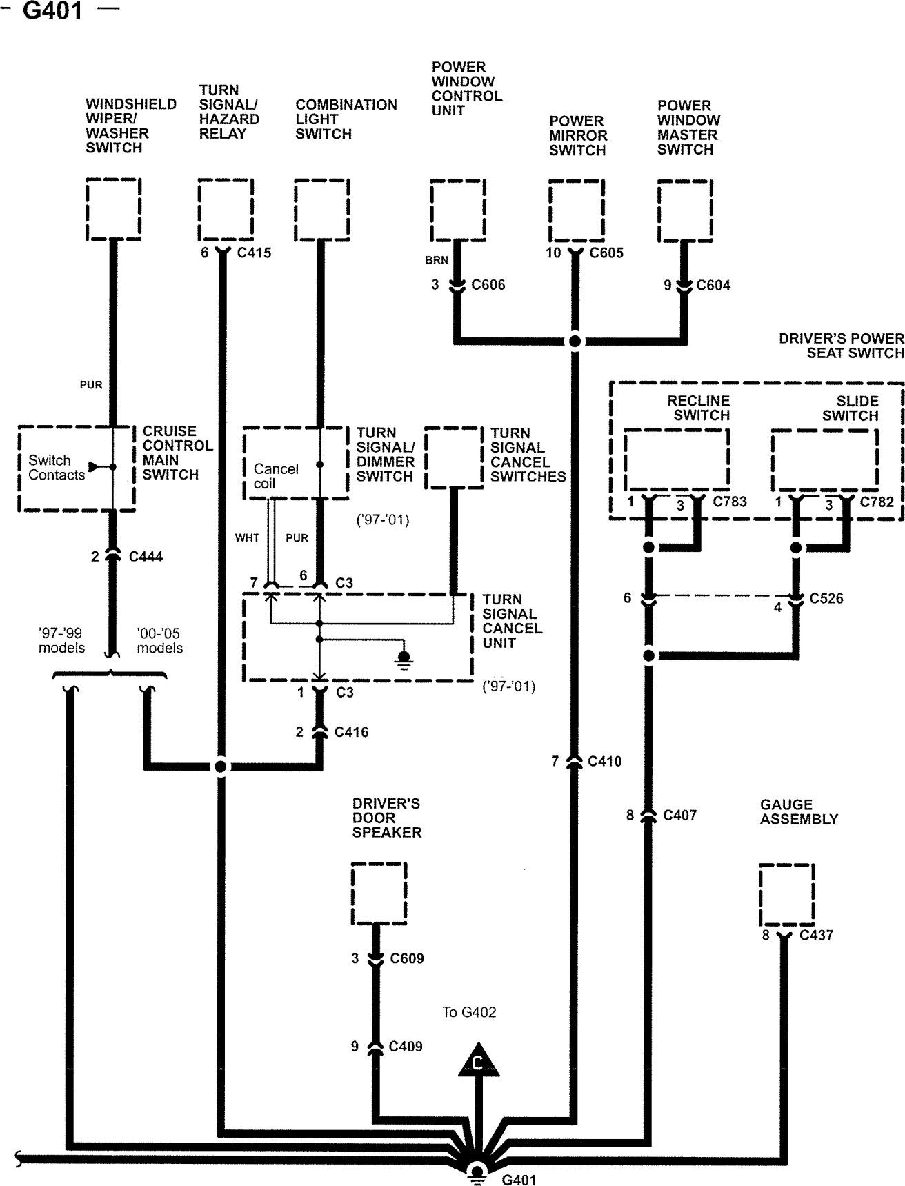 2005 scion xa electrical wiring diagrams