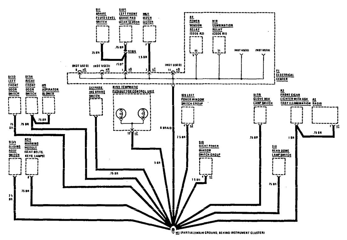 subaru forester abs wiring diagram