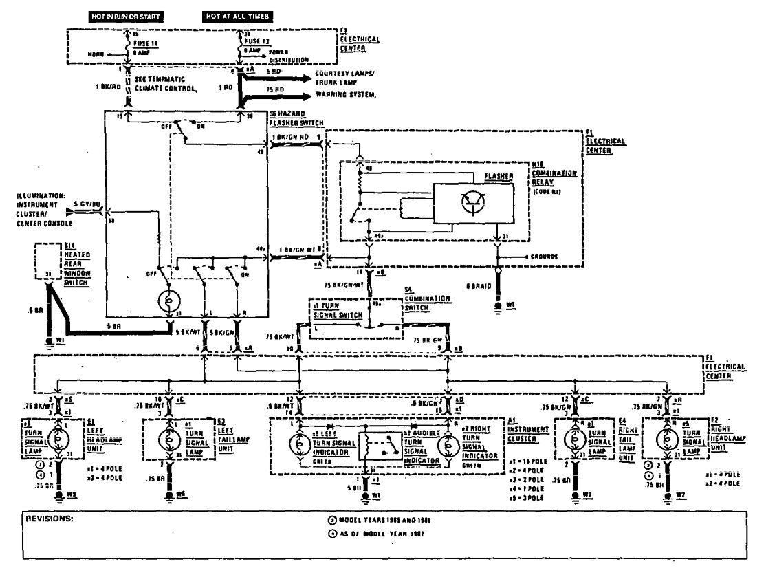 mercedes benz a160 wiring diagram