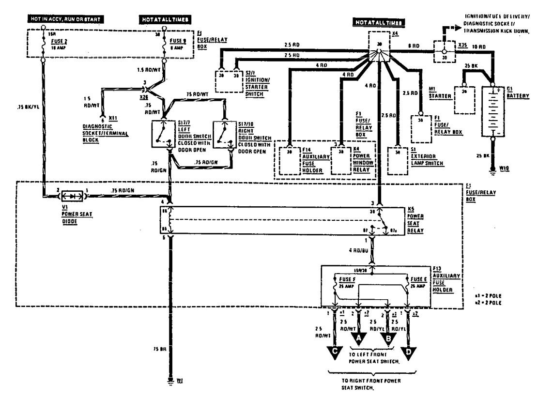 2004 mercedes benz wiring diagrams