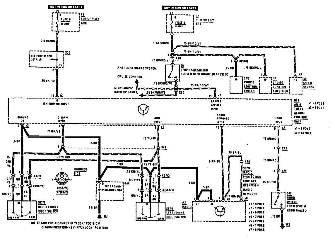 1993 mazda rx7 fuse box location