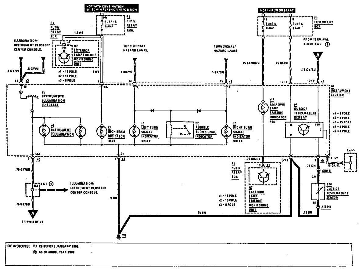 mercedes wiring connectors