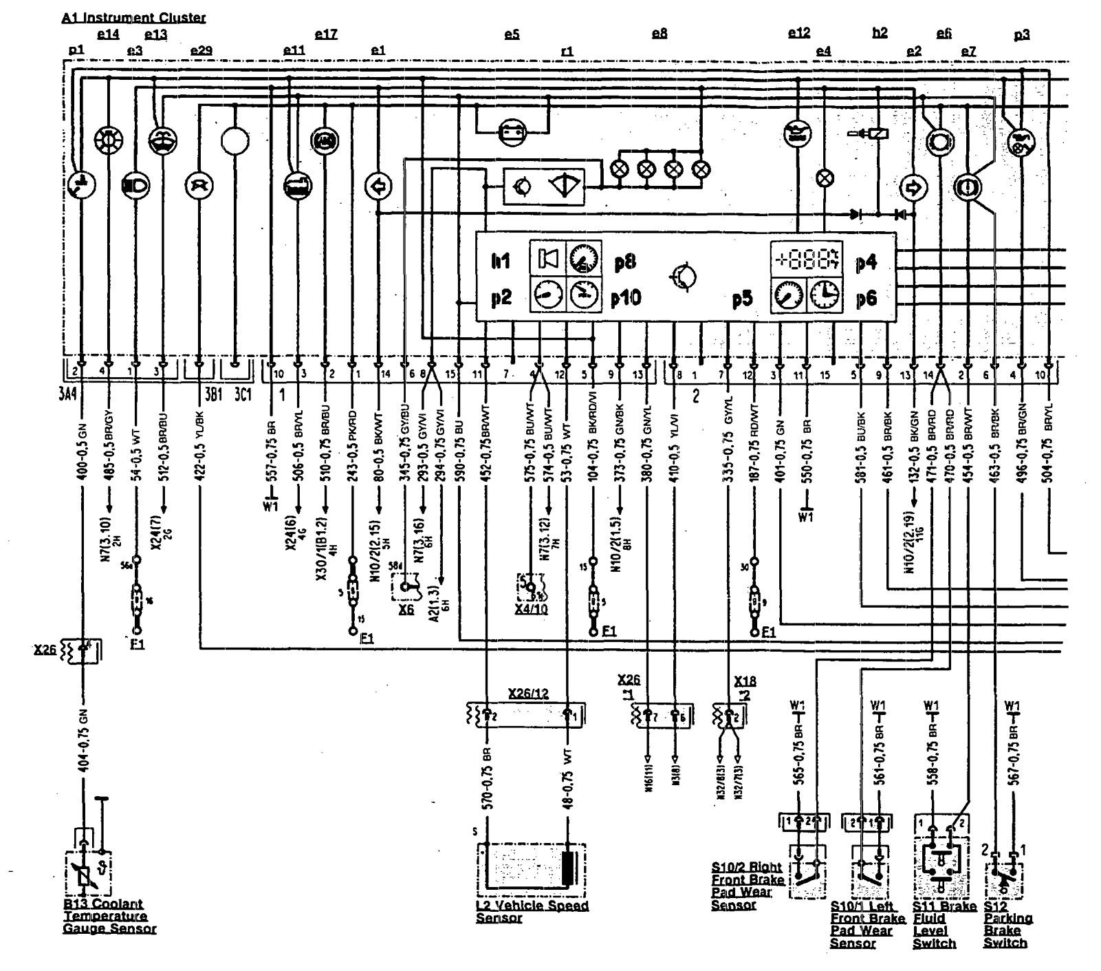 1990 bmw 325i fuse diagram