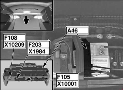 BMW 1 (E81/E82/E87/E88) \u2013 fuse box diagram - CARKNOWLEDGE