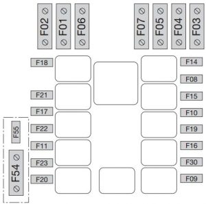 fiat punto rear light wiring diagram