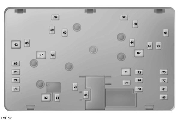 Ford Galaxy mk2 (from 2015) \u2013 fuse box diagram (EU version