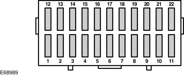 ford ka fuse box diagram 2000
