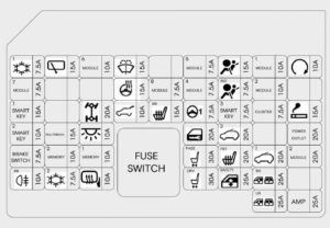 instrument junction box wiring diagram