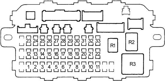 Honda Hornet Fuse Box - Auto Electrical Wiring DiagramWiring Diagram