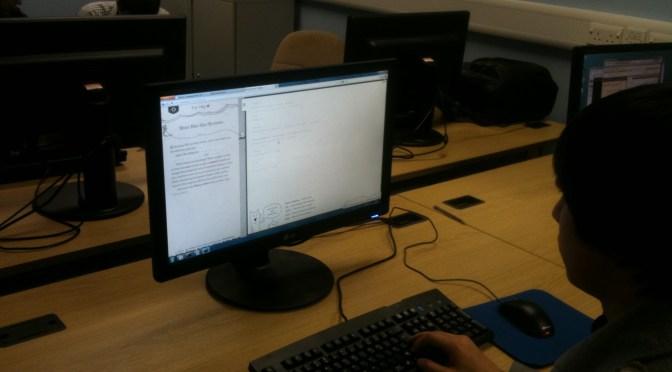 Programming languages course