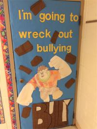 Anti Bullying Door Decorating Contest