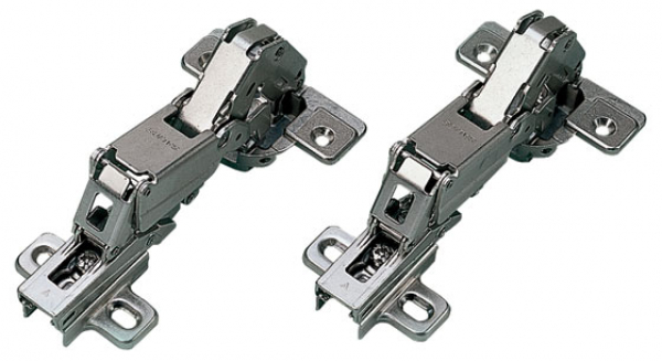 Spring loaded cabinet hinges : Carl Kammerling International