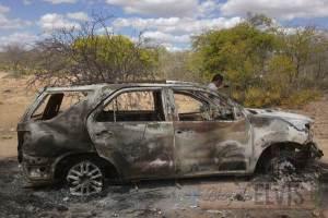 carro incendidado - foto-blog do elvis