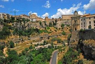 Cuenca desde el Puente de San Pablo
