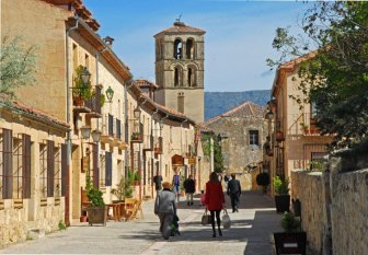Calle Mayor - Pedraza (Segovia)