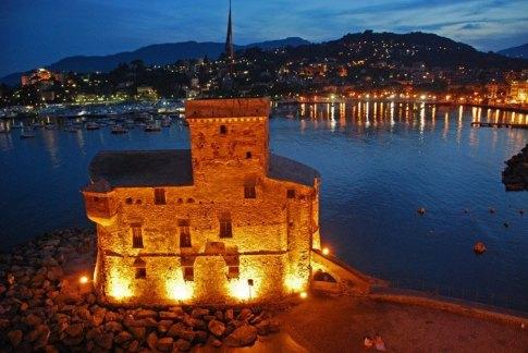 Castillo de Rapallo